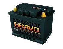 BRAVO 55 Ач Прямая полярность image